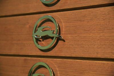 WOOD FACTOR 木製ツールキャビネット