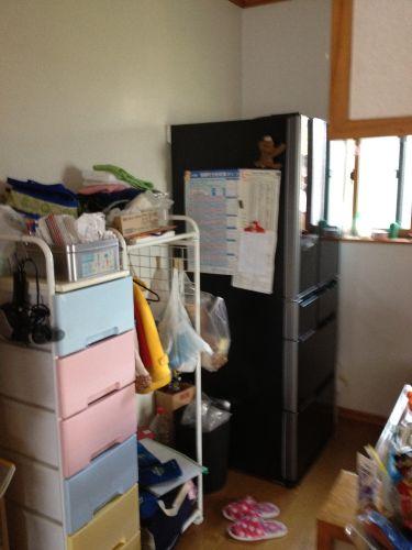 キッチンカウンター収納