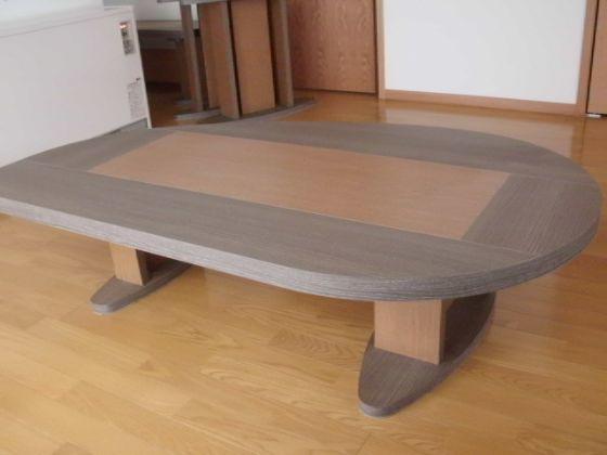 変形2WAYダイニングテーブル&ベンチ1